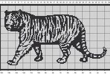 crochet-charts & graphs