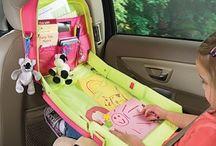 Activities in the car