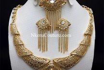 African Jewelries & Sets / Jewelries & African Jewelry Sets