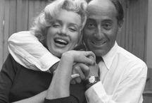 Marilyn Monroe by Alfred Eisenstaedt / Marilyn Monroe photographed by Alfred Eisenstaedt. / by Norma Jeane