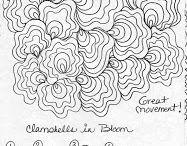 Design ideas / Quilting patterns longarm