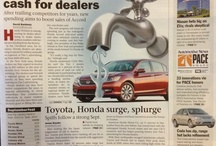 Honda Dealer Marketing and Advertising / Photos, Images, Illustrations, Charts and anything related to the marketing and advertising strategies and tactics used by North American Honda dealers...