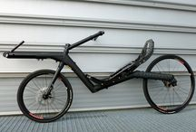 recumbent bike hyper / performance low racer handmade in Italy