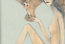 Illustrations / by Claire Toole