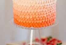 Orange Weddings / by BeautifulBlueBrides