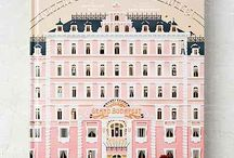 { Wes Anderson World }