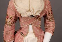 1770s Fashions