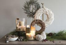 Winter Holiday Decor / by Victoria Allison