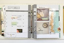 Planner Love / Projects all about planners!