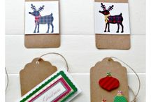 Christmas / Christmas Crafts, DIY, Decor, Decorations to make or buy