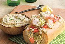 Sandwiches / by Karen Johnson Keyes