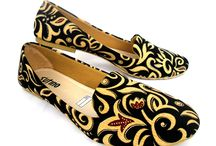 Indonesia Batik Shoes