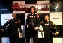 Damon Simpson Winner of London's Go-Karting / Damon Simpson