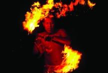 Fire dance / by Shawn Te'o