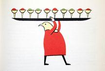 Illustrations de Jacques Ferrand