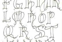 písmenká
