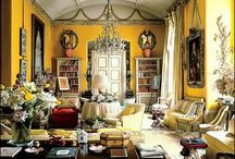 You Are My Sunshine / The many shades of yellow in interiors, furniture, accessories and more.