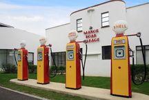 Art Deco Garages
