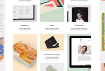 DESIGN / Web design. Graphic design. All kinds of design.  / by Adrienne » Eclectic A