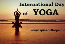 Special Days #International_Yoga_Day