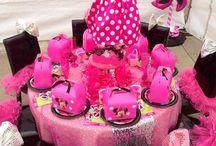 Birthday Party Idea's / by Denia Mayberry
