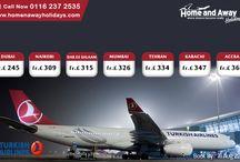 Turkish Airline Flight offer