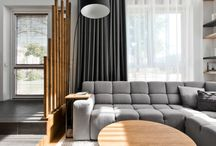 Inspirational Spaces: Living Room/Family Room