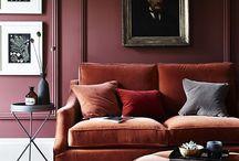 Velvet interior