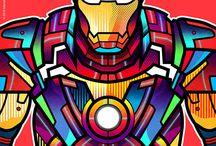 Marvel Board