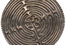 Labyrinty / labyrints