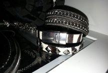"""lagartixa / """" Gosto de peças originais e por isso comecei a fazer as minhas próprias pulseiras.... """""""