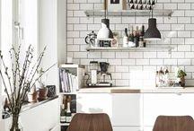 Kjøkkenlampe
