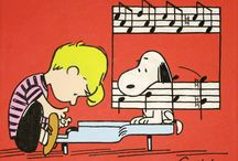 ♫ Snoopy Loves Music ♫