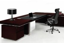 Office Executive Tables / Our selection of stylish executive tables allows you to configure your work space how you want so you can better focus on making decisions.