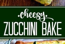 zucchinni recipes