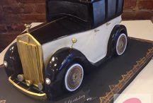 3D auta