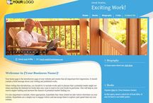 Books & Author website