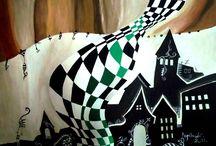 Város / Festészet és más bohóságok