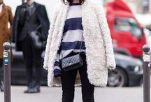 women's fur coat / women's fur coat