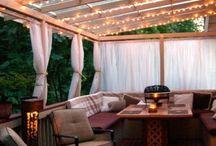 Backyard/Patio / by Sophia Regina Nation