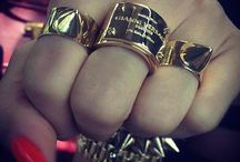 jewlery / by in love with black veil brides