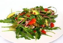Sałatki jako danie bez majonezu