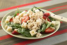 Quinoa Recipes / June's Everyday Superfood is Quinoa. This board features recipes containing this great grain!