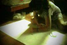 La vida es ARTE ! / Haciendo lo que mas me gusta :)