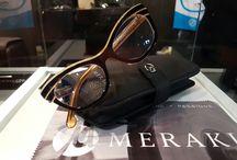 Meraki - ostinatamente artigianale / occhiali italiani