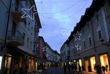Merry Christmas in Piedmont / Christmas in the city