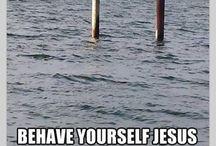 Jesus jokes