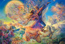 Josephine wall...love her art
