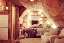 Attic layout