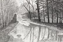 Drawing - Landscape